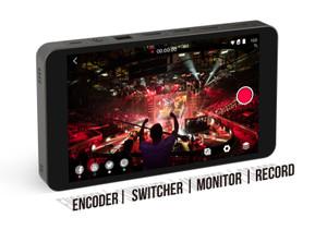YoloLiv YoloBox Smart Multi-Camera Live Streaming Studio, Encoder Switcher Recorder Monitor All in One